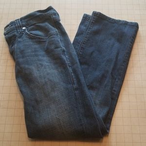 Rock & Republic Button Fly Jeans 30 x 28